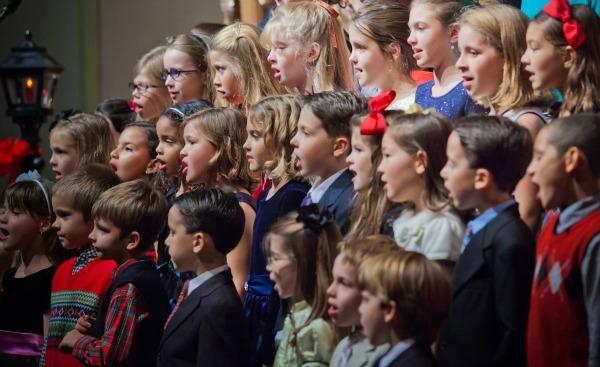 SPA 'GEE CLUB' - Kids Singing